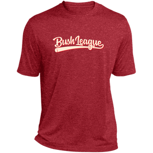 Bush League Heather Dri-Fit Moisture-Wicking T-Shirt