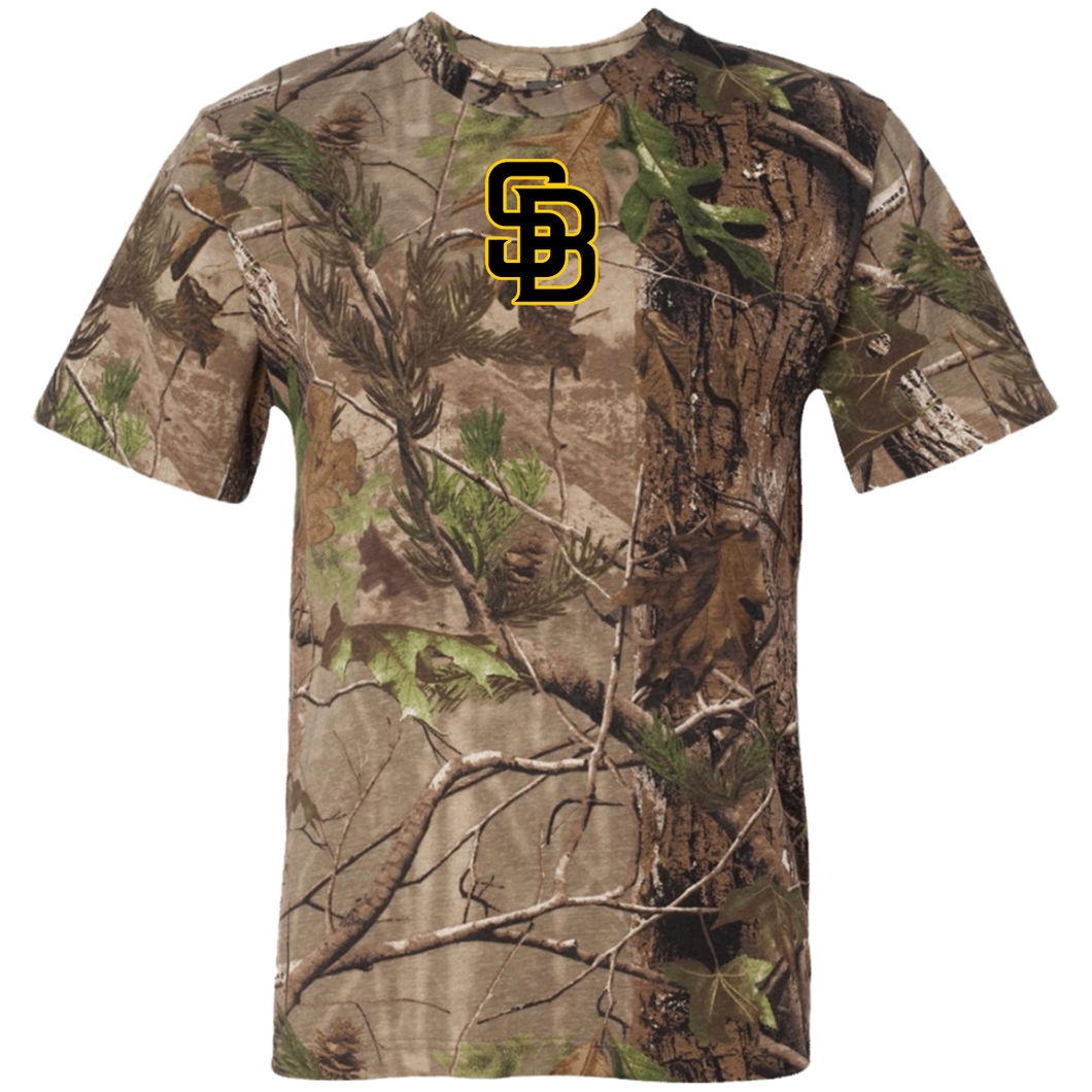 SB Short Sleeve Camouflage T-Shirt