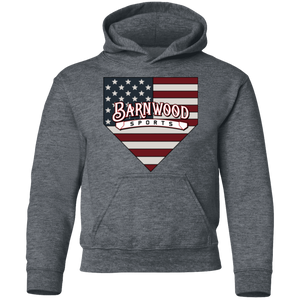 Barnwood Youth Pullover Hoodie