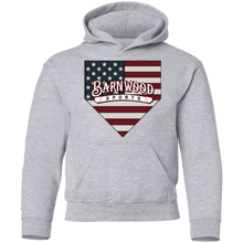 Load image into Gallery viewer, Barnwood Youth Pullover Hoodie