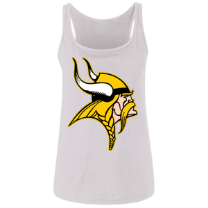 SB Vikings Baseball Ladies' Relaxed Jersey Tank