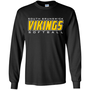 SB Vikings Youth LS T-Shirt