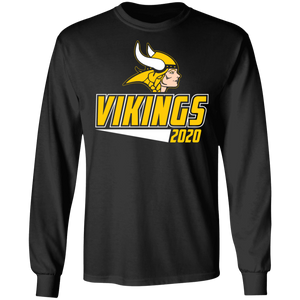 Viking Softball 2020 Special  LS Ultra Cotton T-Shirt