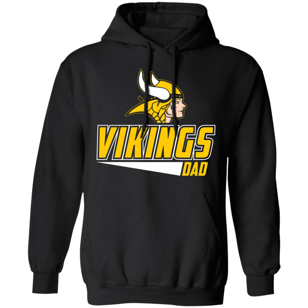 Viking Softball  Dad Special  Pullover Hoodie 8 oz.