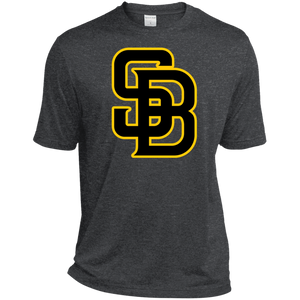 SB Tall Heather Dri-Fit Moisture-Wicking T-Shirt