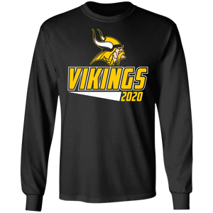 Vikings Baseball 2020 Special  LS Ultra Cotton T-Shirt