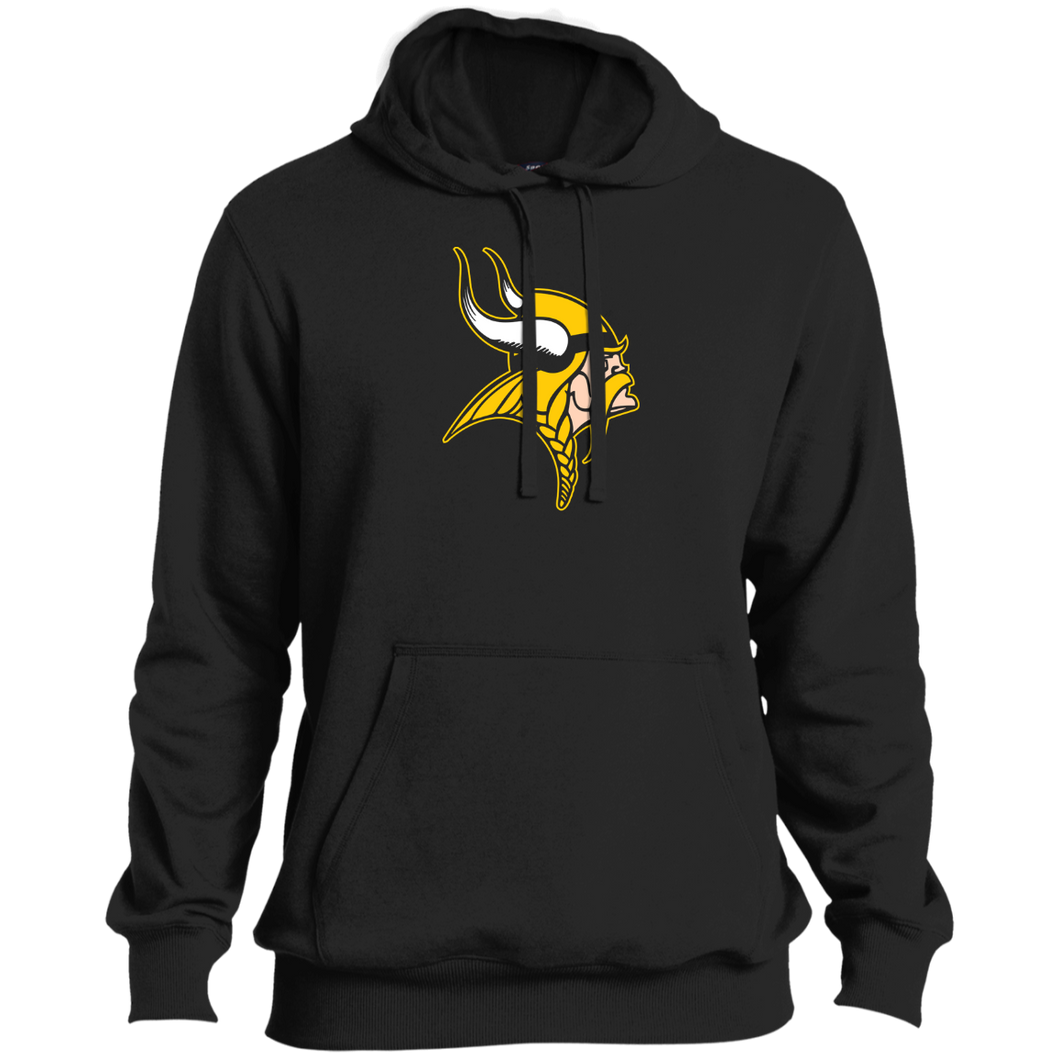 Vikings Graphic (gold) Performance  Pullover Hoodie