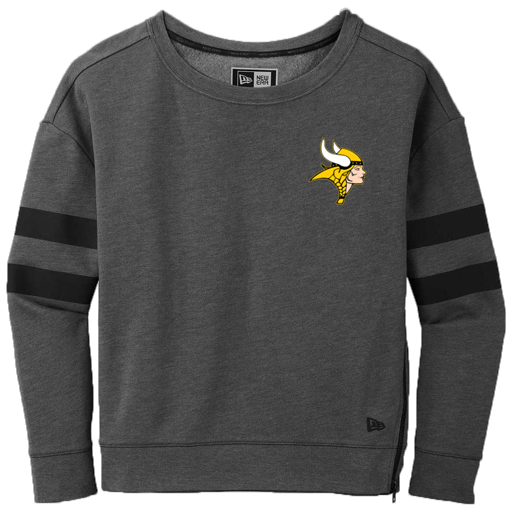 New Era Ladies Fleece Varsity Crew (Lady Viking)