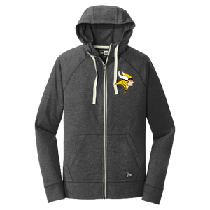 New Era Cotton Full Zip Hoodie (Lady Viking Softball)