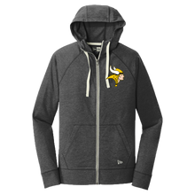 Load image into Gallery viewer, New Era Ladies Cotton Full Zip Hoodie (Lady Viking)