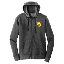 Load image into Gallery viewer, New Era Fleece Full Zip Hoodie (Lady Vikings Softball)