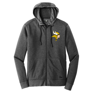 New Era Fleece Full Zip Hoodie (Lady Vikings Softball)