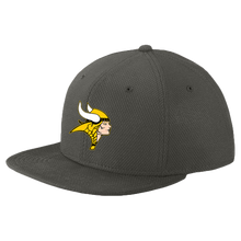 Load image into Gallery viewer, New Era Original Fit Flat Bill Snapback Cap (Lady Viking)