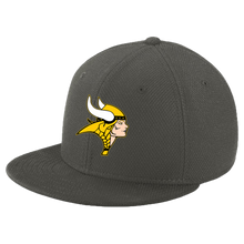 Load image into Gallery viewer, New Era Youth Original Fit Flat Bill Snapback Cap (Lady Viking)