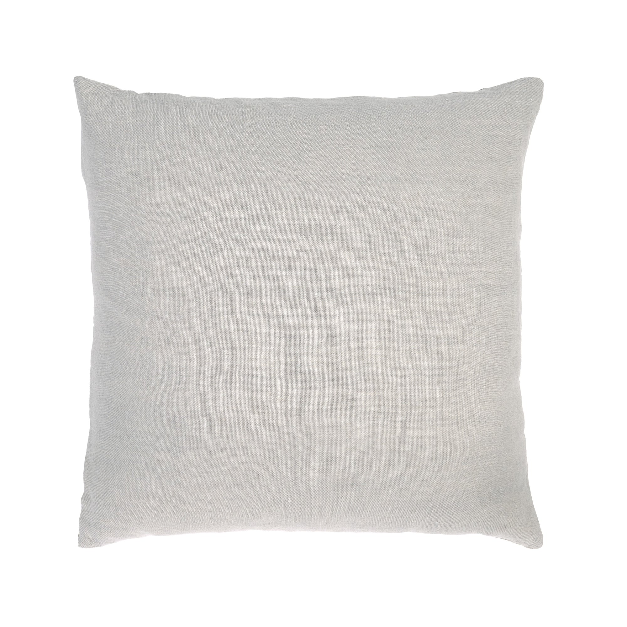 Oat Linen Sauvage cushion