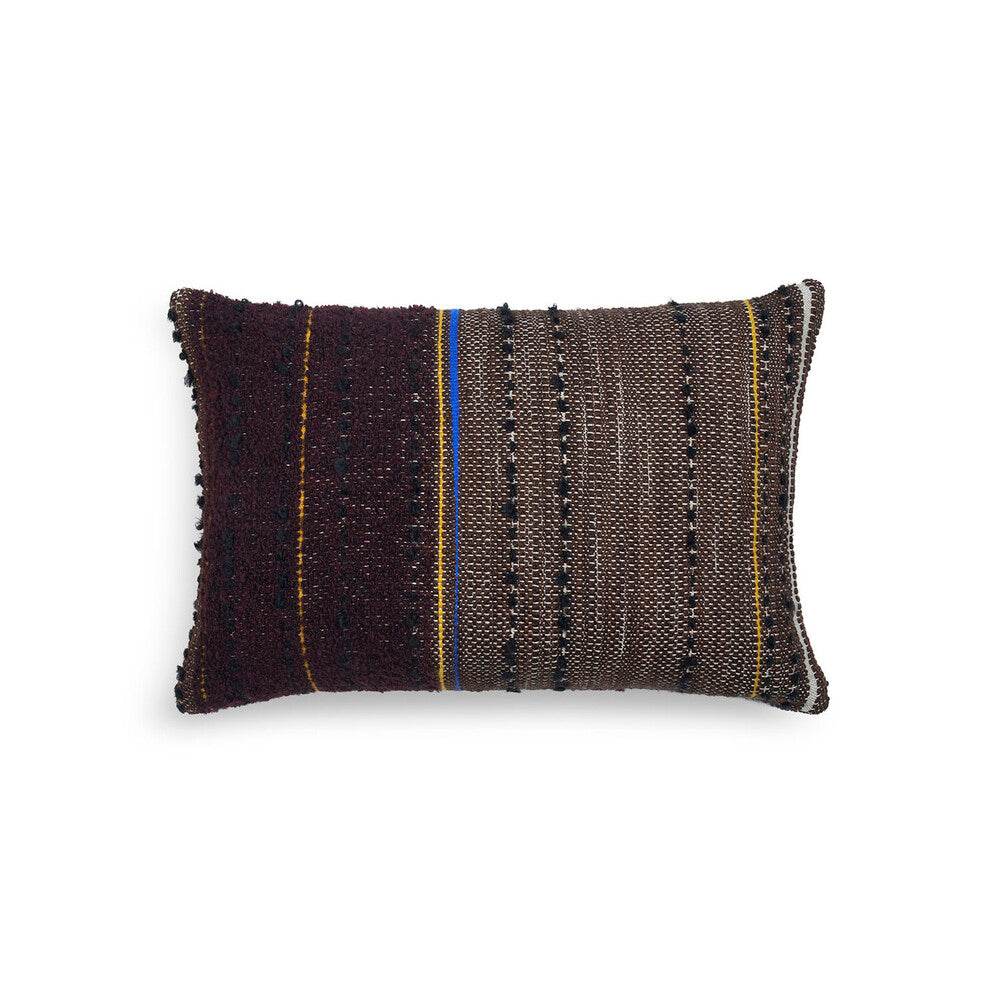 Dark Tulum cushion