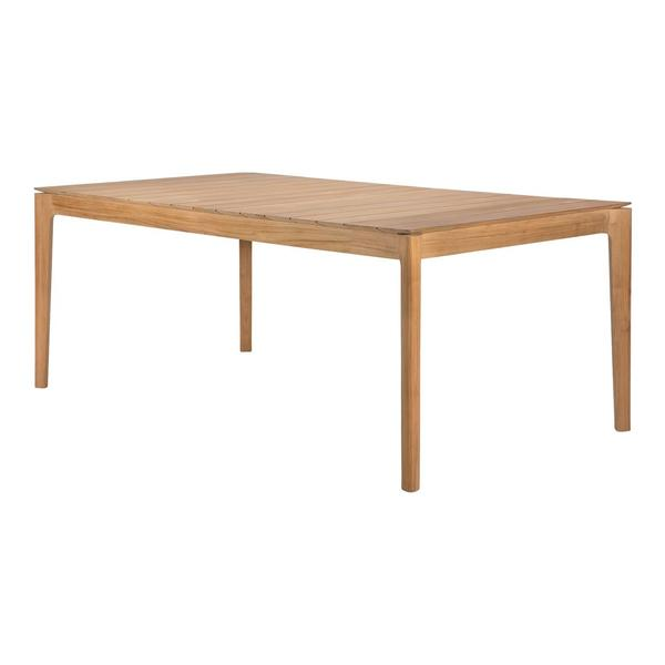 Teak Bok Outdoor Dining Table in various sizes