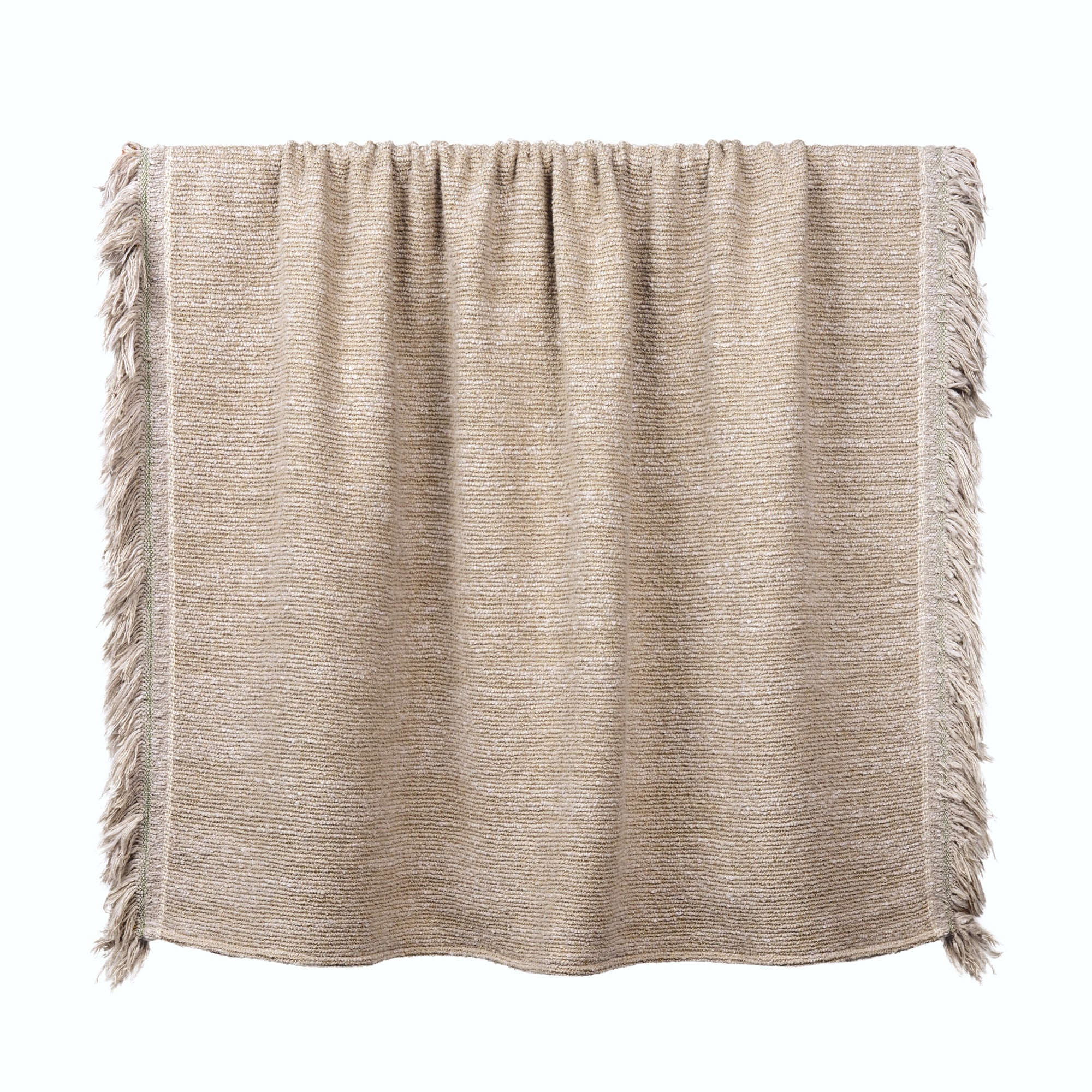 Oat Nomad throw