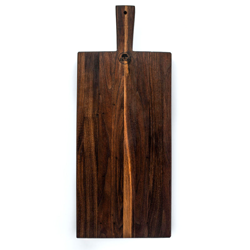 Quarter Sawn Walnut Serving Board