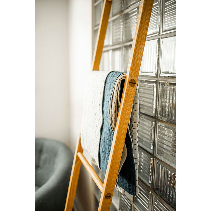 Ash and Oak Blanket Ladder