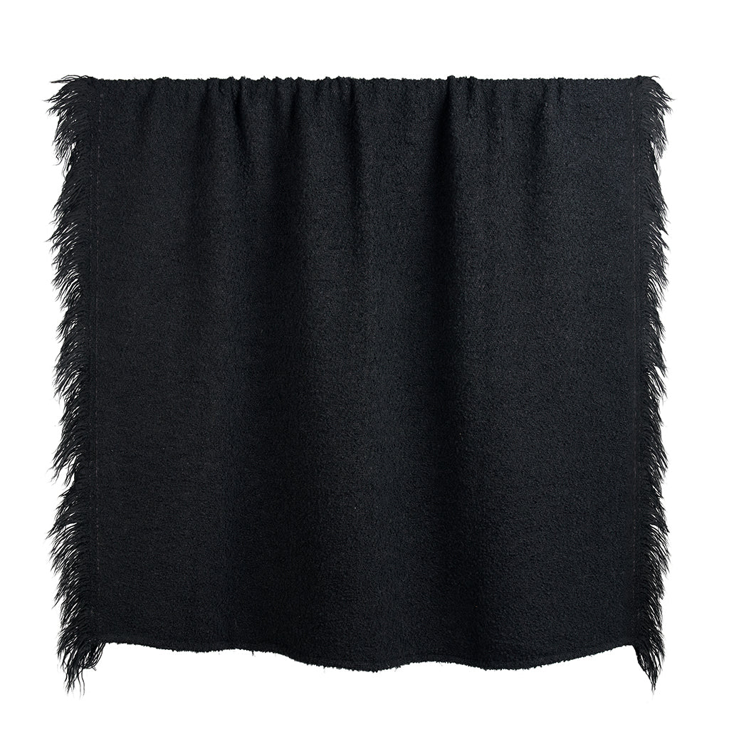 Nero Alpone Throw