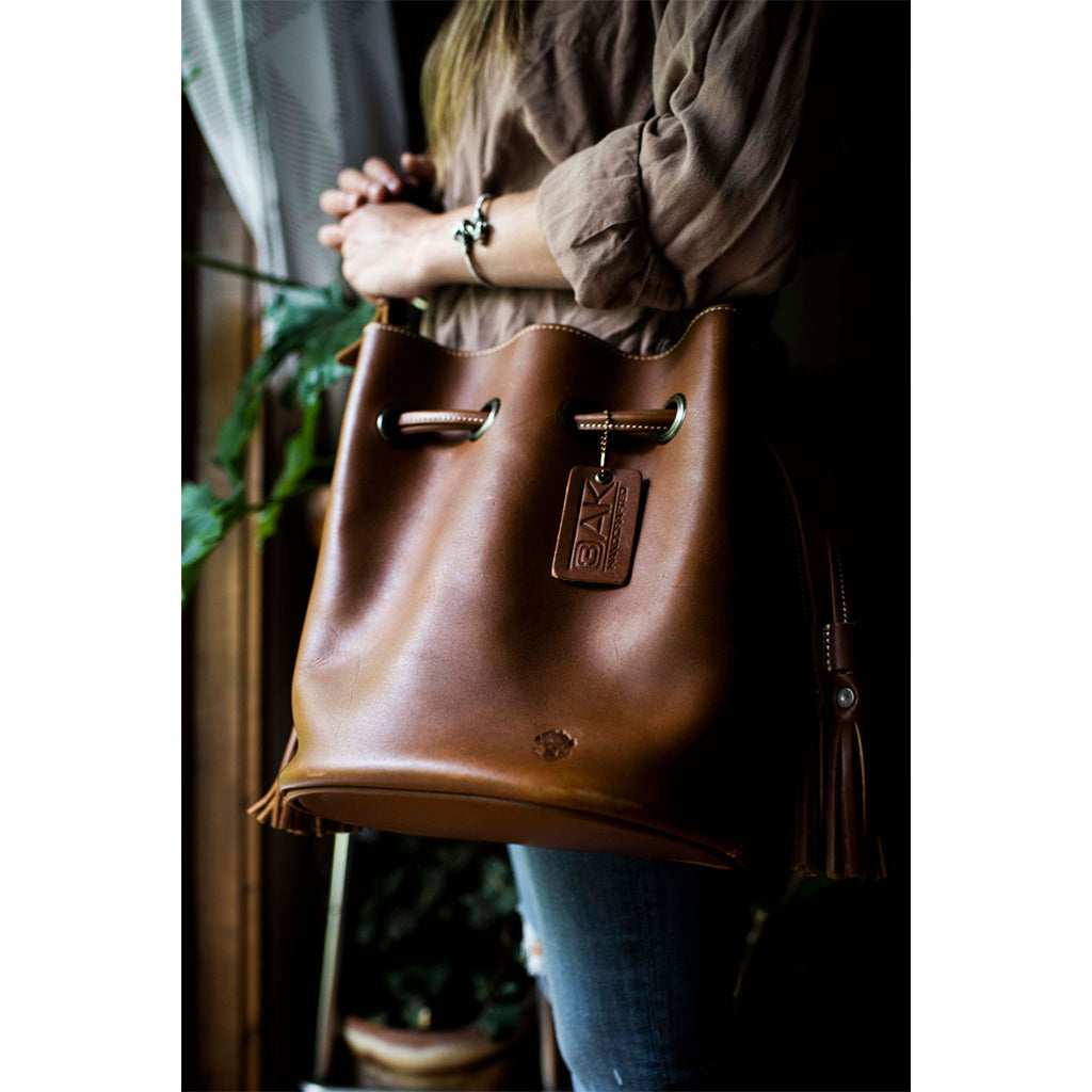 Correa Bucket Bag
