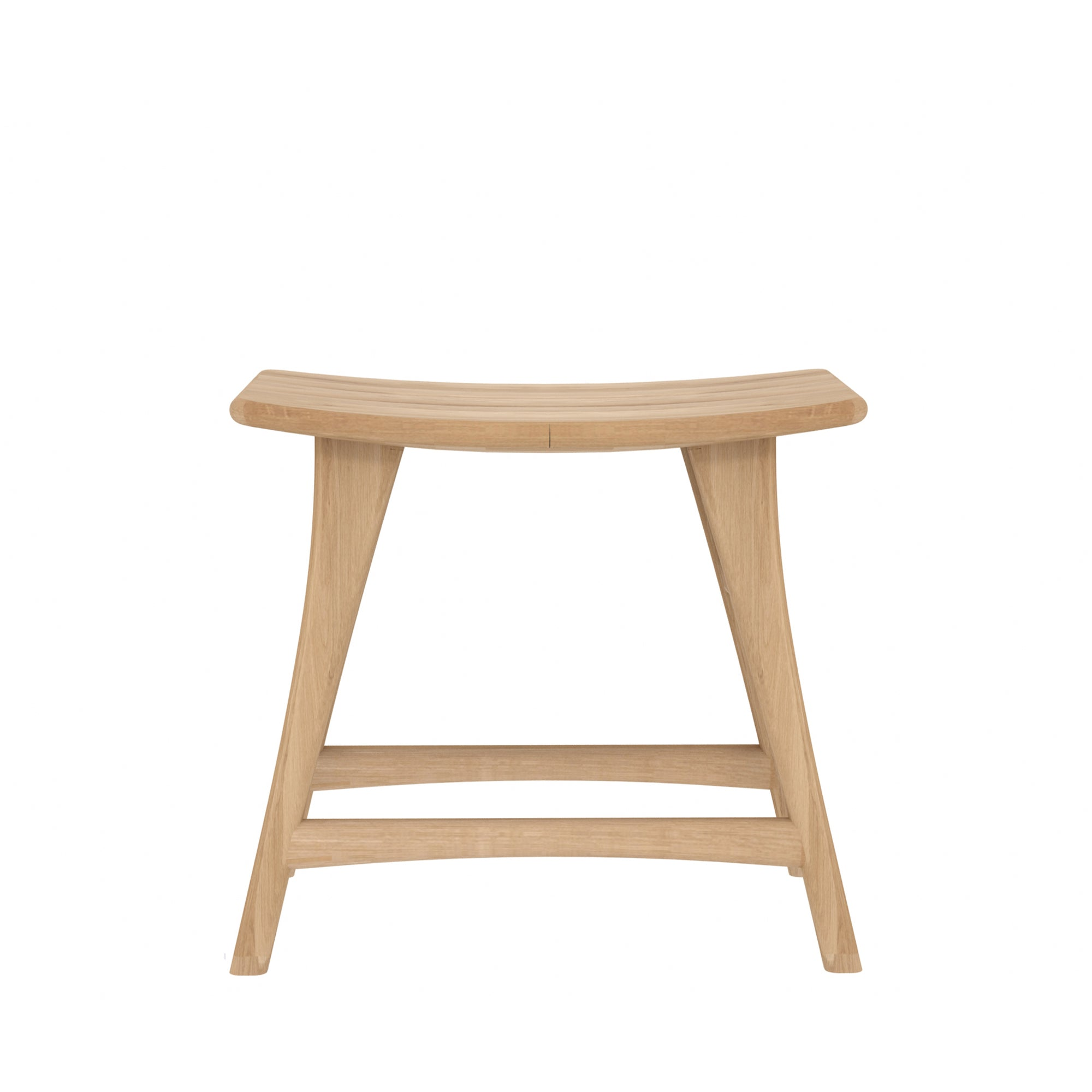 Oak Osso dining stool