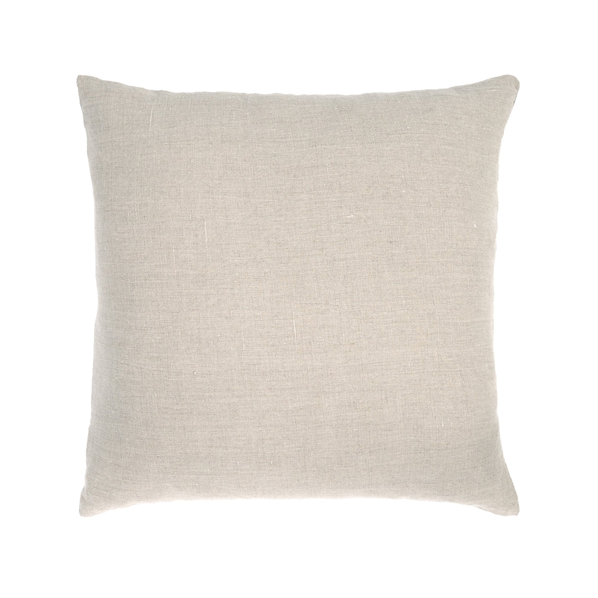 Blue Linen Sauvage cushion