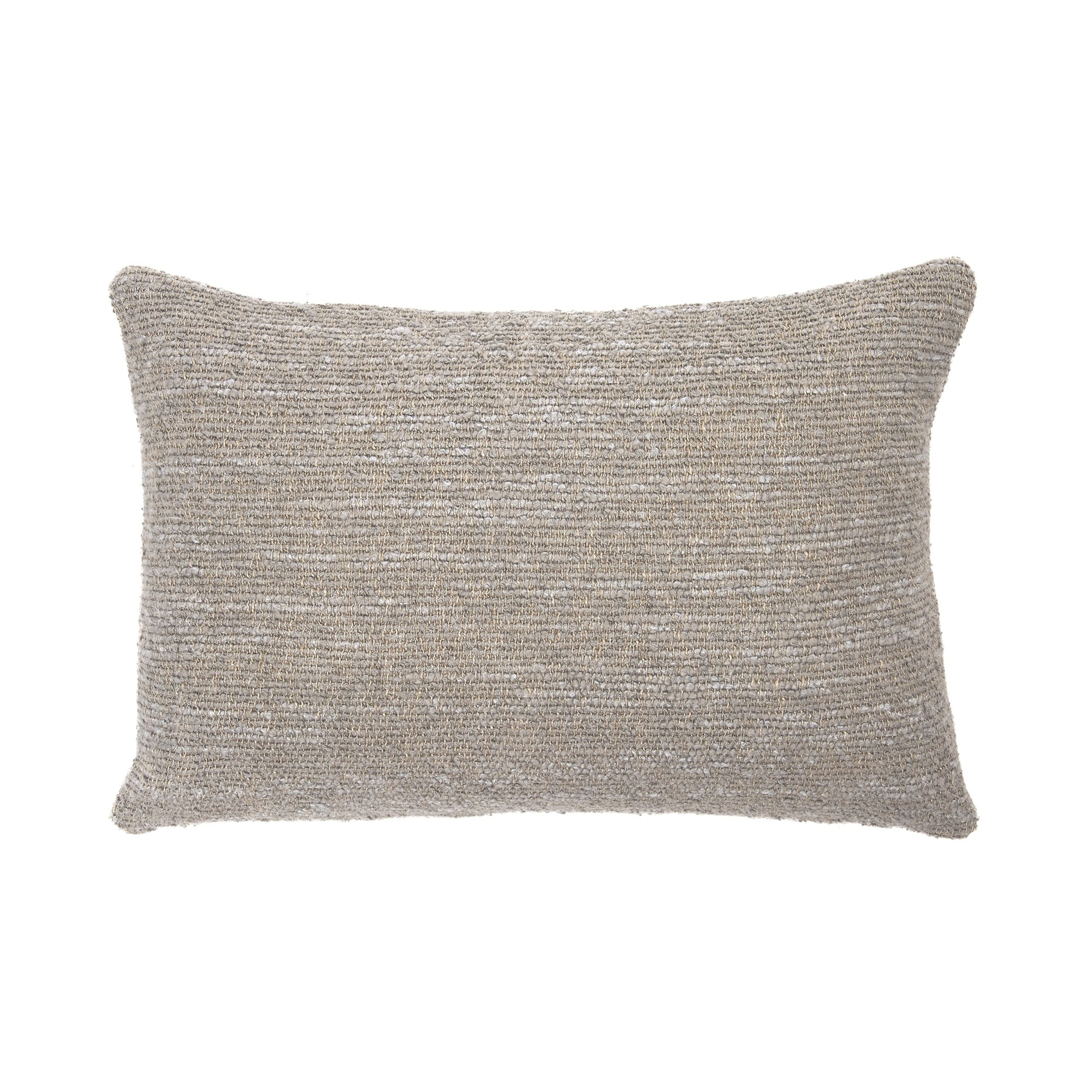 Silver Nomad cushion