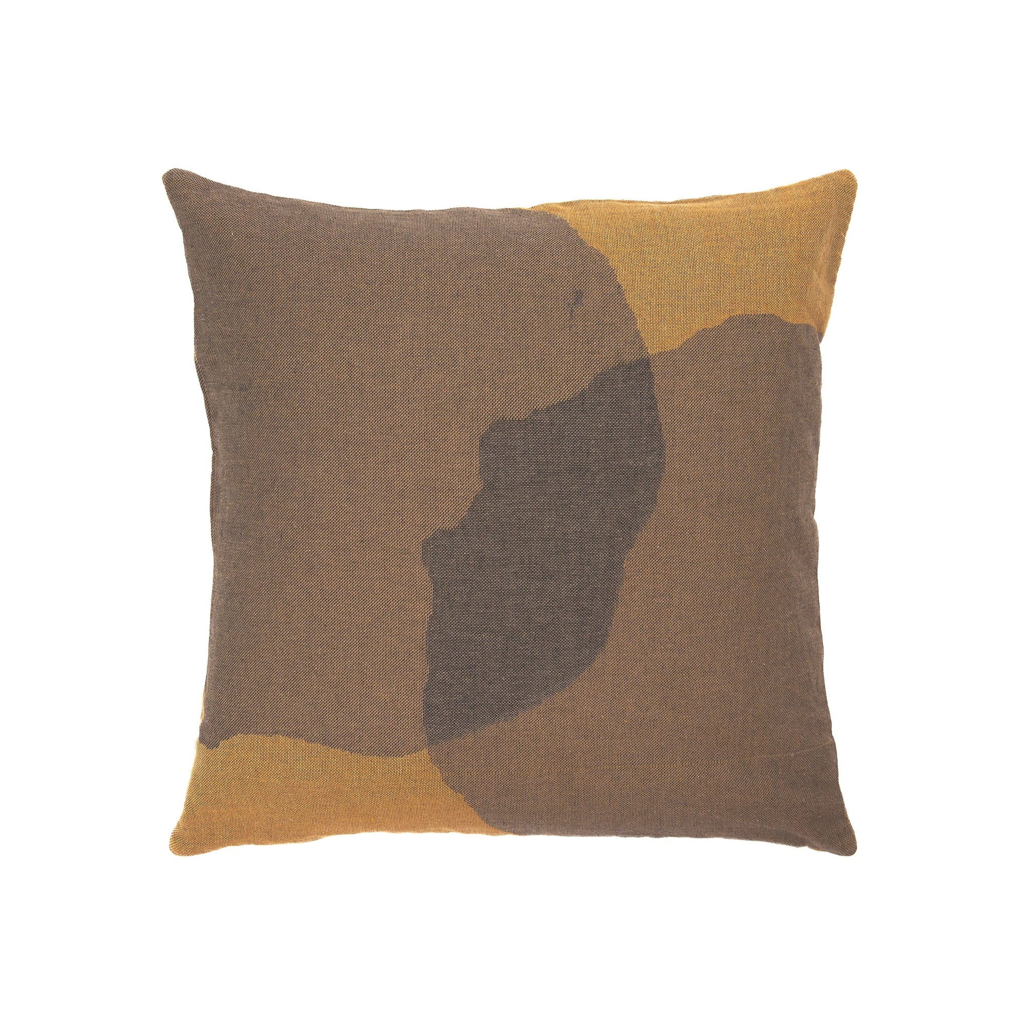 Overlapping Dots cushion