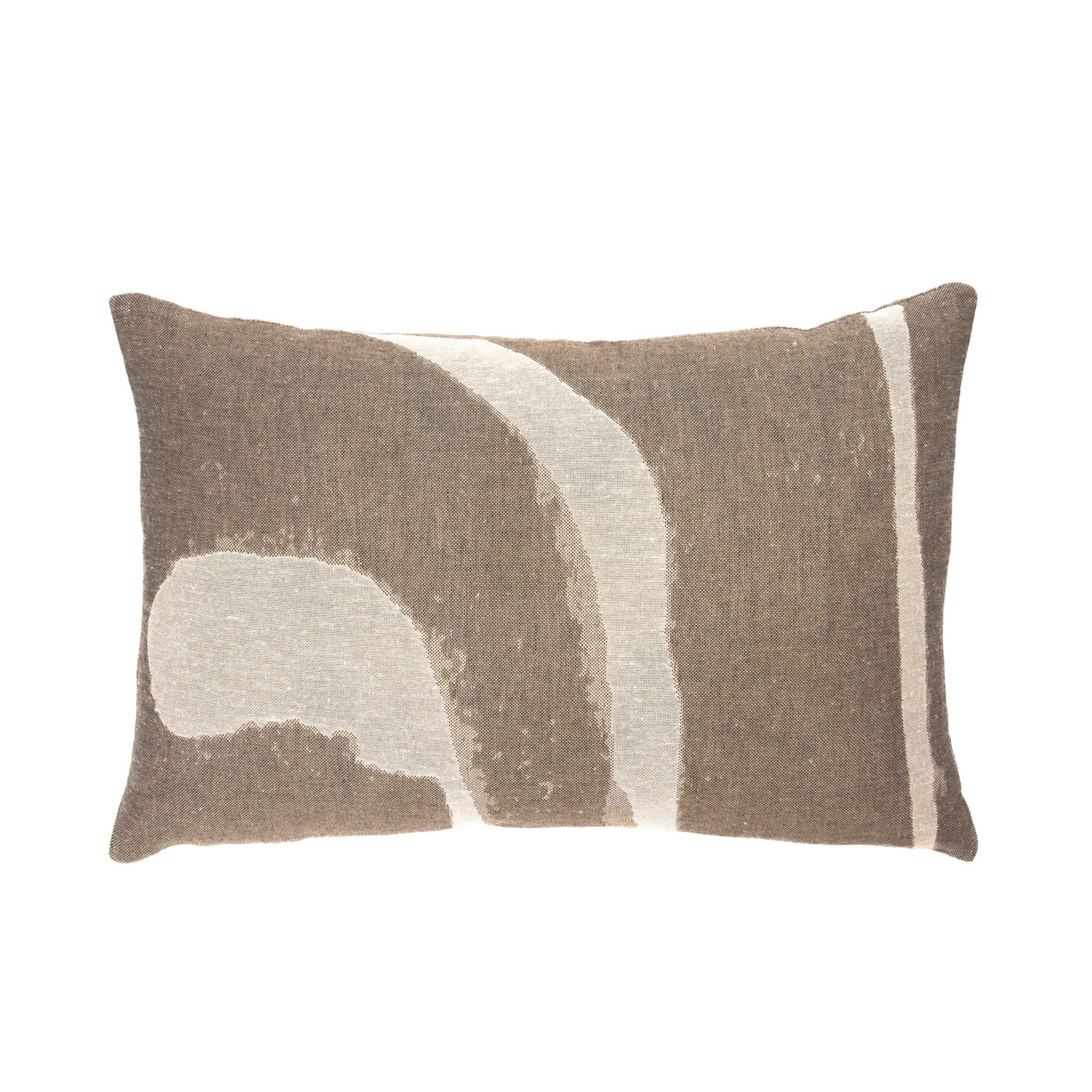 Abstract Detail Cushion