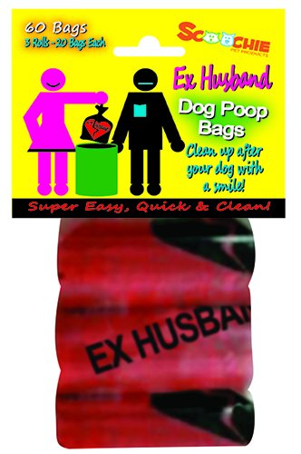 Dog Waste Bags, Ex Husband