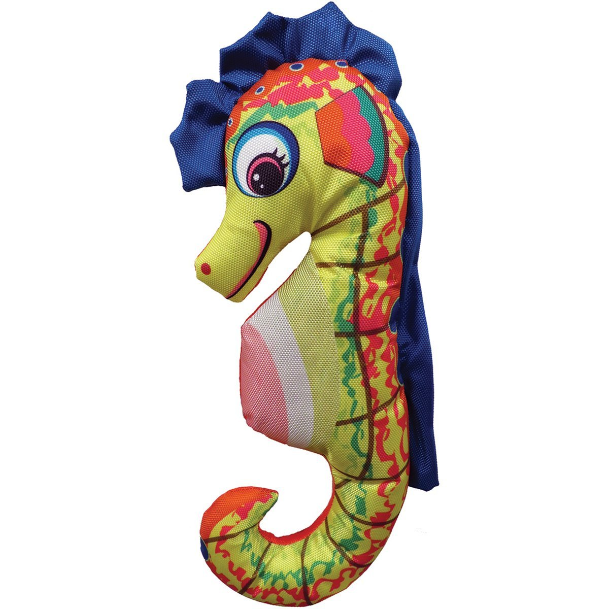 Plush Suzy Sea Horse Dog Toy 17""