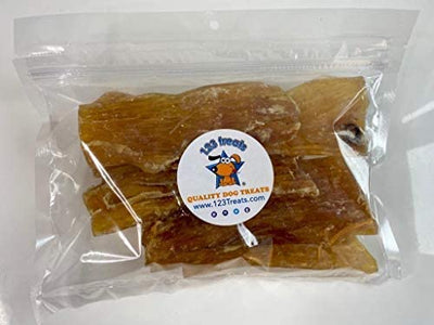 "Backstrap 6"" Chews for Dogs 