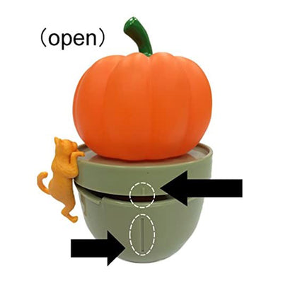 Interactive Cat Toy with treat dispenser and catnip compartment | Ca-Tumbler cat toy