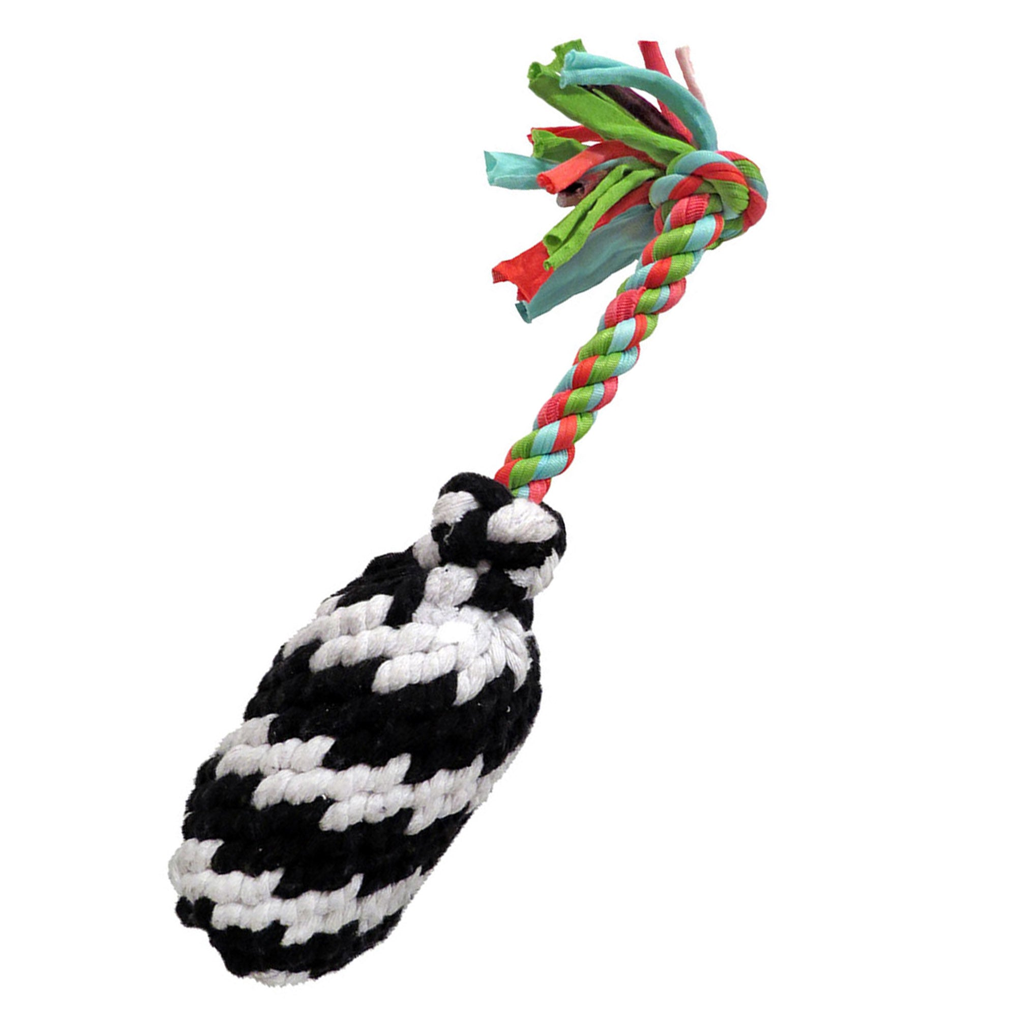 Super Scooch Firecracker Rope Dog Toy Small or Large