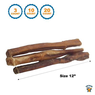 MONSTER BULLY STICKS 12"