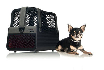 Montreal - Crash Tested Dog Carry on for Small Dogs | Safe Transportation of Small Dogs in a Car | Safe Dog Carrier | 4 Pets