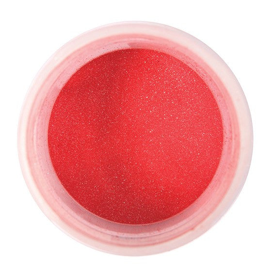 Edible Pearl Colour Dust Raspberry 5g - The Shire Bakery