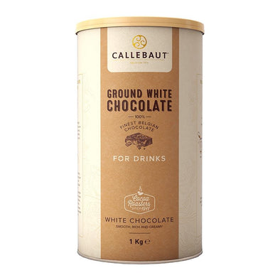 Callebaut White Chocolate Powder 200g - The Shire Bakery
