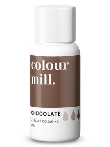 Colour Mill Chocolate Brown