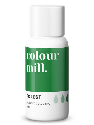 Colour Mill Forest Green