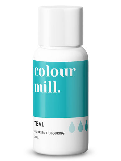Colour Mill Teal