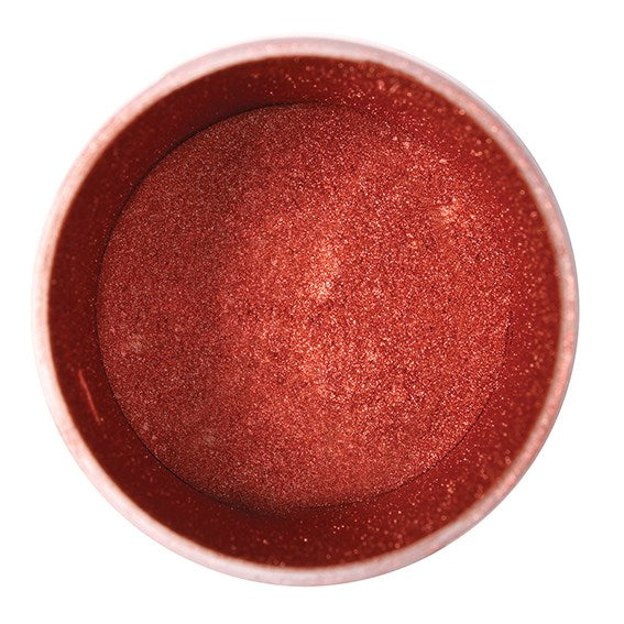 Edible Pearl Colour Dust - Ruby 5g - The Shire Bakery