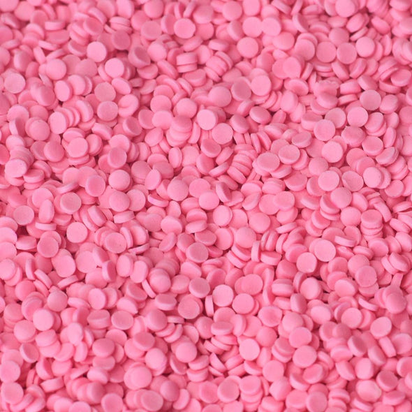 Pink Mini Confetti - The Shire Bakery