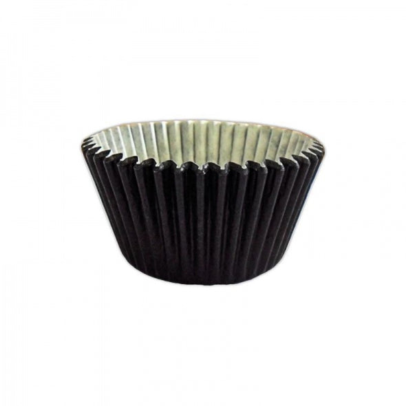 Black Cupcake Muffin Cases Pack of 180
