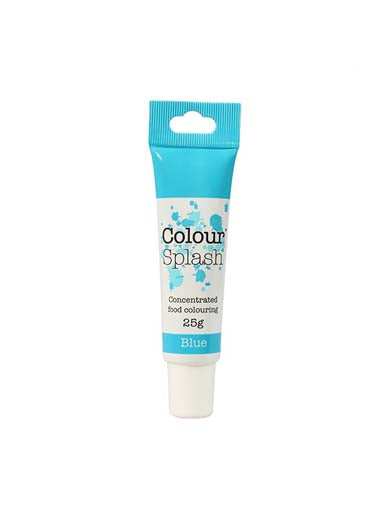 Colour Splash Food Colouring Gel - Blue - The Shire Bakery
