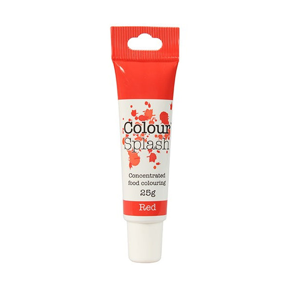 Colour Splash Food Colouring Gel - Red - The Shire Bakery
