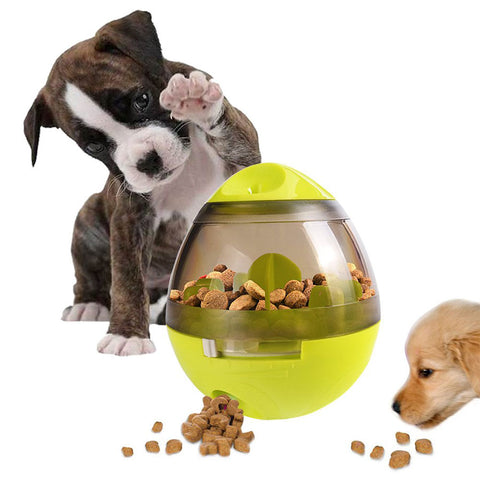 Interactive Food Treat Ball