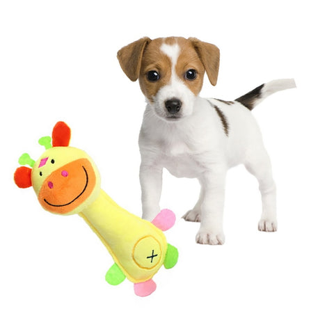 Chew Squeak Sound Toy